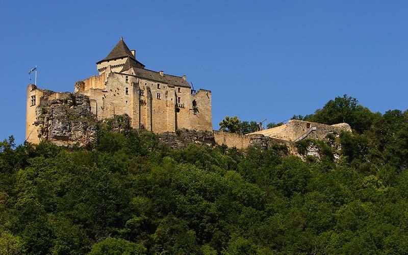 Château de Castelnaud - Élément Terre