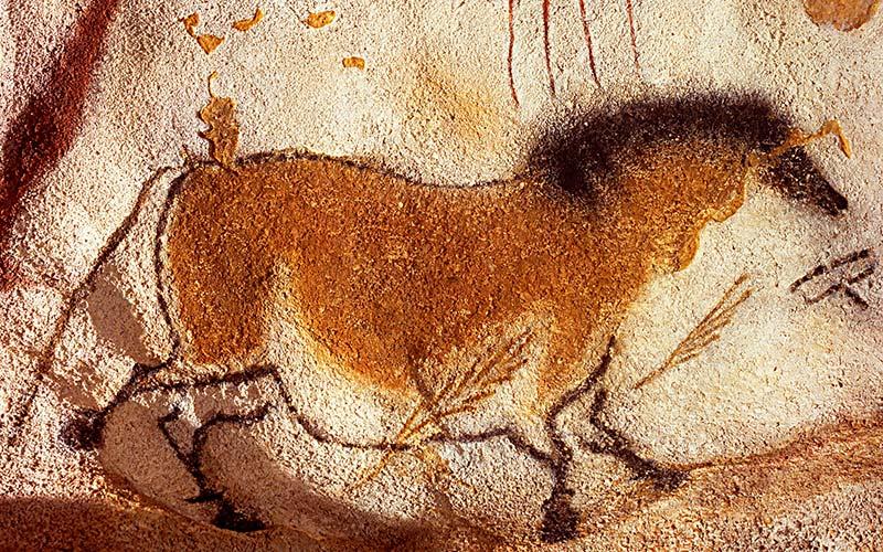 Grotte de Lascaux II - Élément Terre