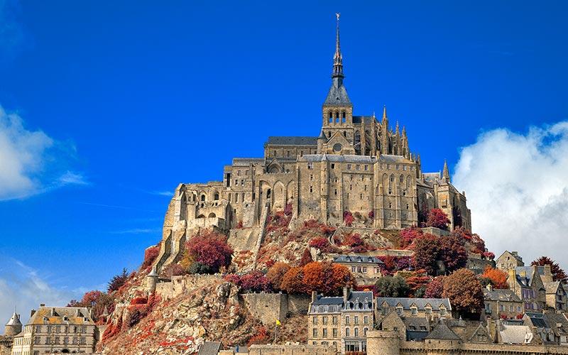 Classe de mer de Saint-Malo au Mont-Saint-Michel | Élément Terre - © Nicolas Raymond-Flickr - le Mont St Michel