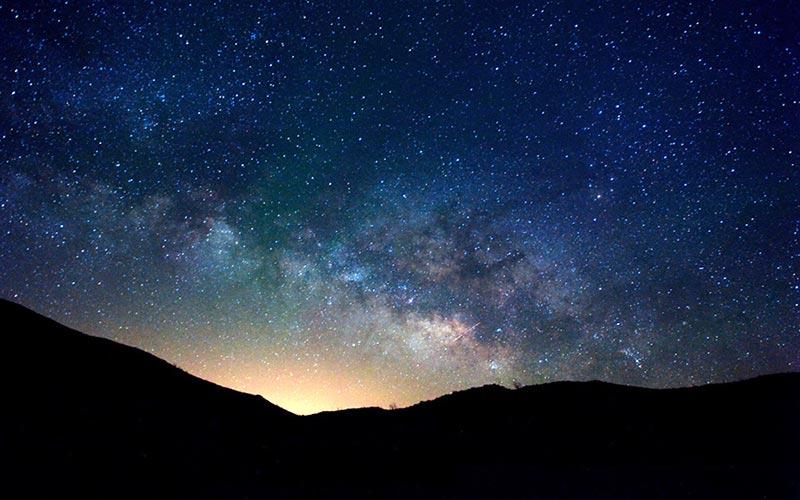 Astronomie en Auvergne | Élément Terre - © Anthony Citrano-Flickr - ciel étoilé