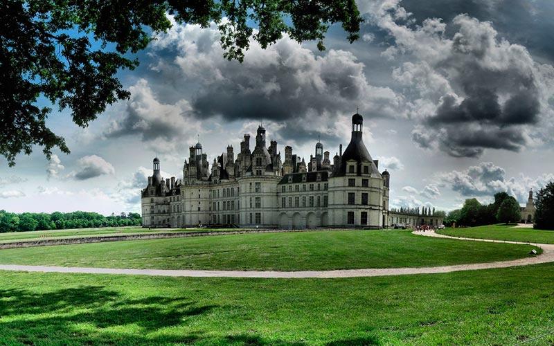 classe Renaissance française en Val-de-Loire | Élément Terre - © Panoramas -Flickr - château de Chambord
